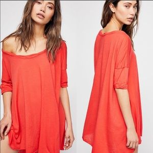 "NWT Free People ""Rachie"" Tunic: XS 0/2, L 12/14"